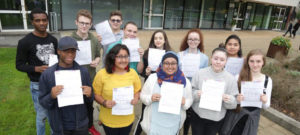 Pupils have risen to the challenge of the new GCSEs