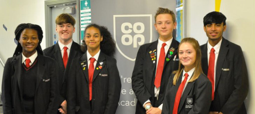 Say hello to our new prefects!