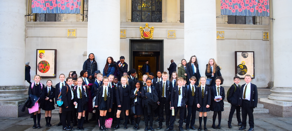 Anti-Bullying Ambassadors visit author Alan Gibbons