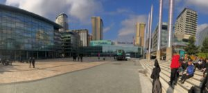 Our GCSE Geographers venture to Salford Quays
