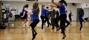 Dance workshops with Company Chameleon