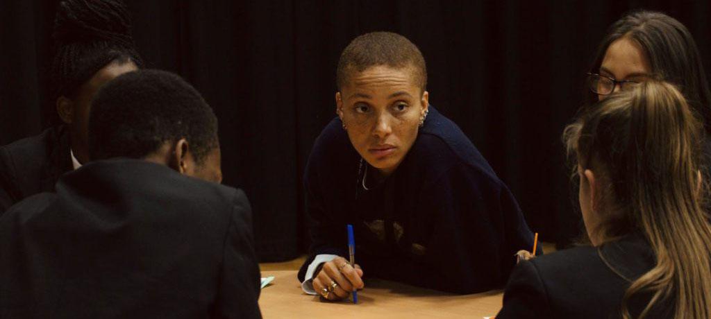 Adwoa Aboah brings 'Gurls Talk' to North Manchester