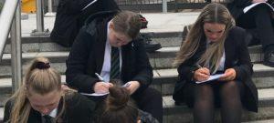 GCSE Geographers visit Salford Quays