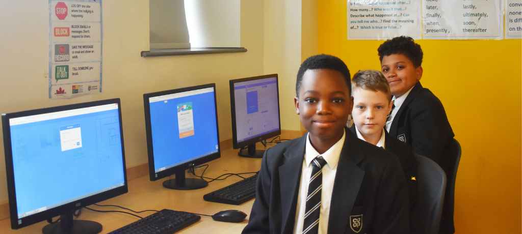 Design a Game with Computer Coding Club