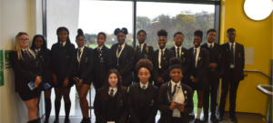 Pupils take a stand against Bullying