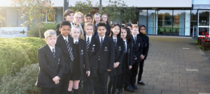 Meet our Year 7 Student Council