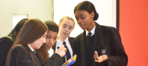 Pupils get active to learn more about University