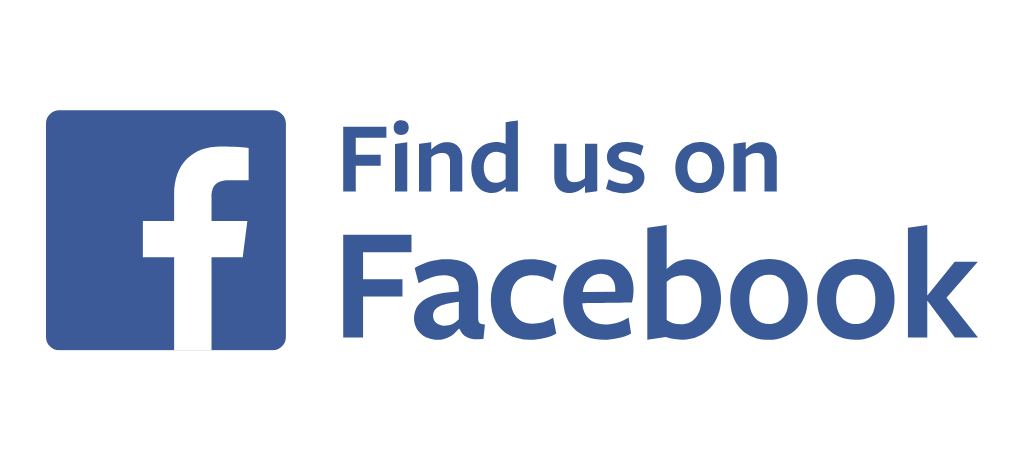 We're now on Facebook