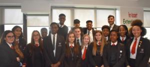 GCSE Citizenship Pupils challenge the Prime Minister about Knife Crime