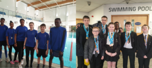 Swimming Gala Success