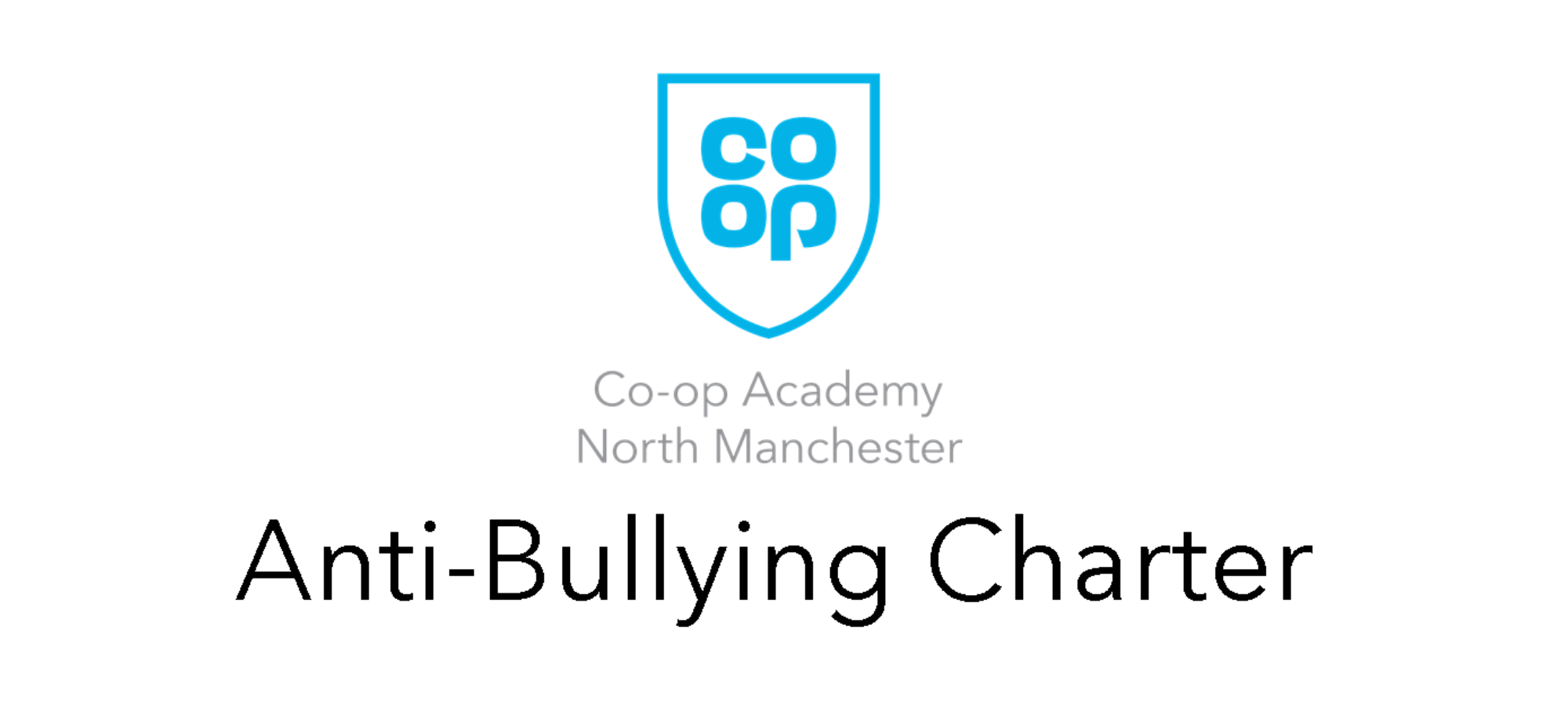 Our Anti-bullying Charter