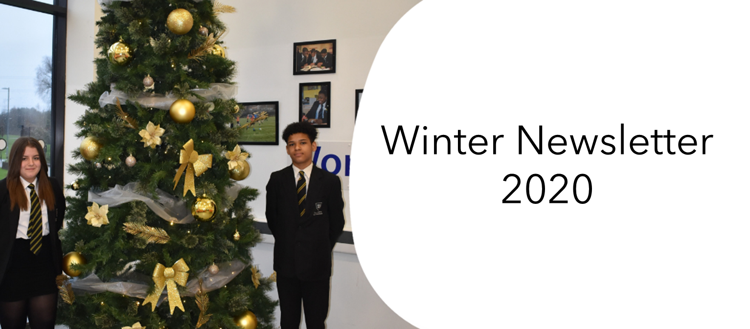 Our Winter Newsletter is here.